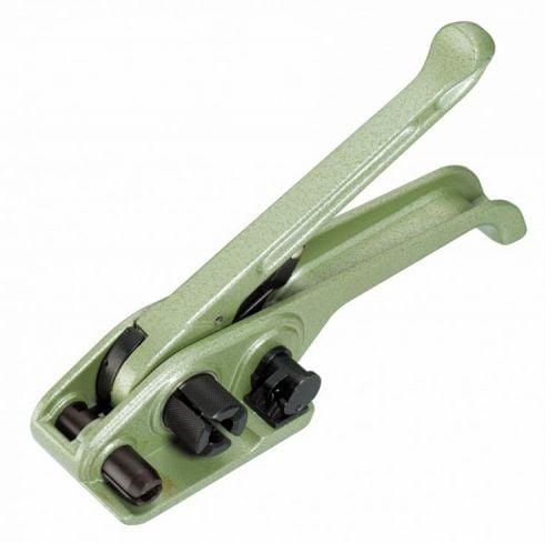 Dụng cụ siết đai đóng đai nhựa Ybico P117